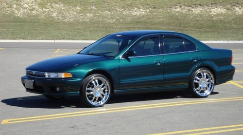 Product picture 1997-2001 MITSUBISHI GALANT SERVICE MANUAL