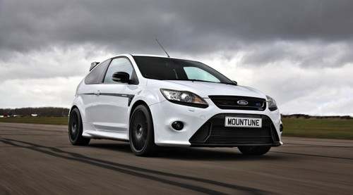 Product picture FORD FOCUS RS AND ST BODY REPAIR MANUAL